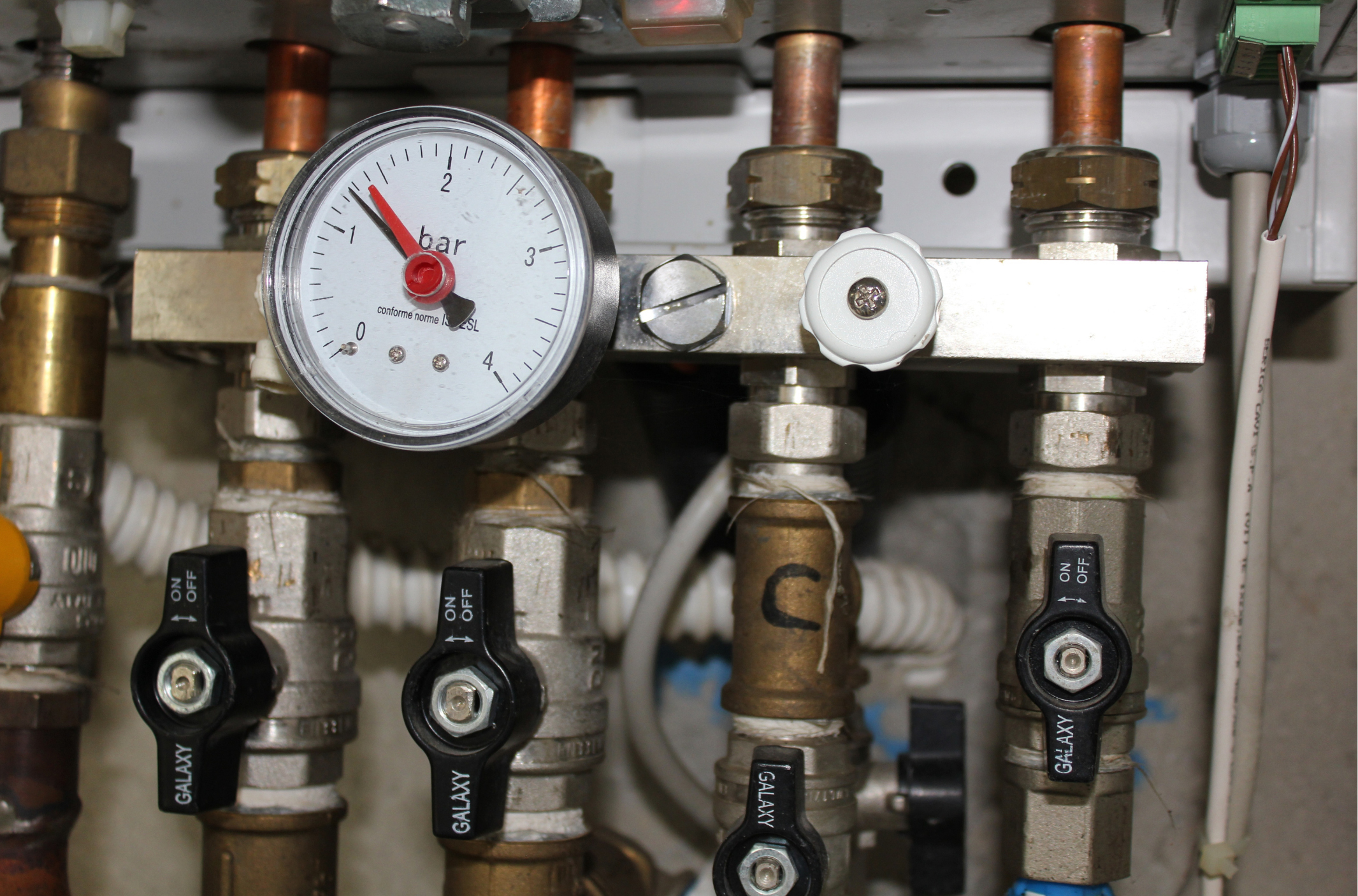 Fitting Wall Mounted Boilers Safely