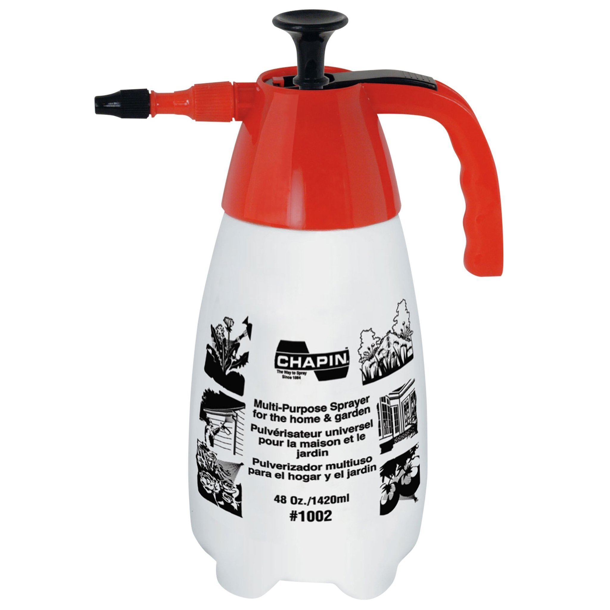 Chapin 1002 – 1.4ltr Multi-Purpose Nitrile Hand Sprayer