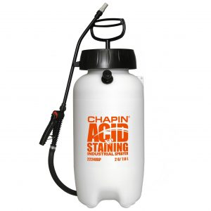 Chapin 22240XP – 7.6ltr Industrial Acid Staining Sprayer