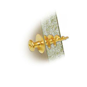 Cobra KeyholeDriller Brass 6 Pack