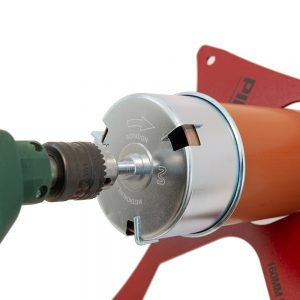 Metex Chamf, 110mm PVC Drain & Soil Pipe Chamfer Tool