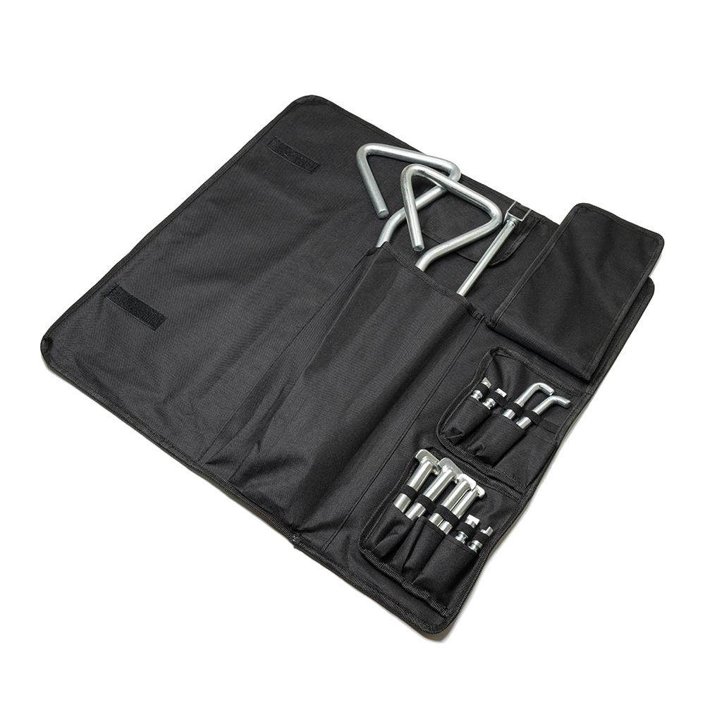 Metex Unikey, Universal Manhole Key Lifting Set (c/w Carry Case)