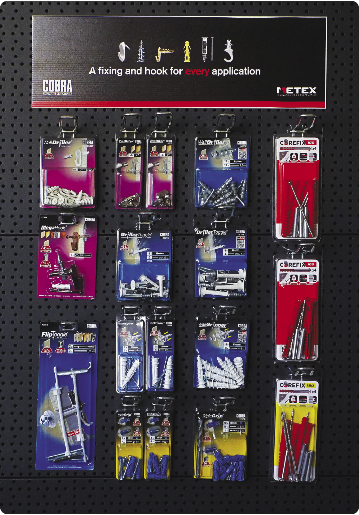 Tested Fixings, Trusted Knowledge