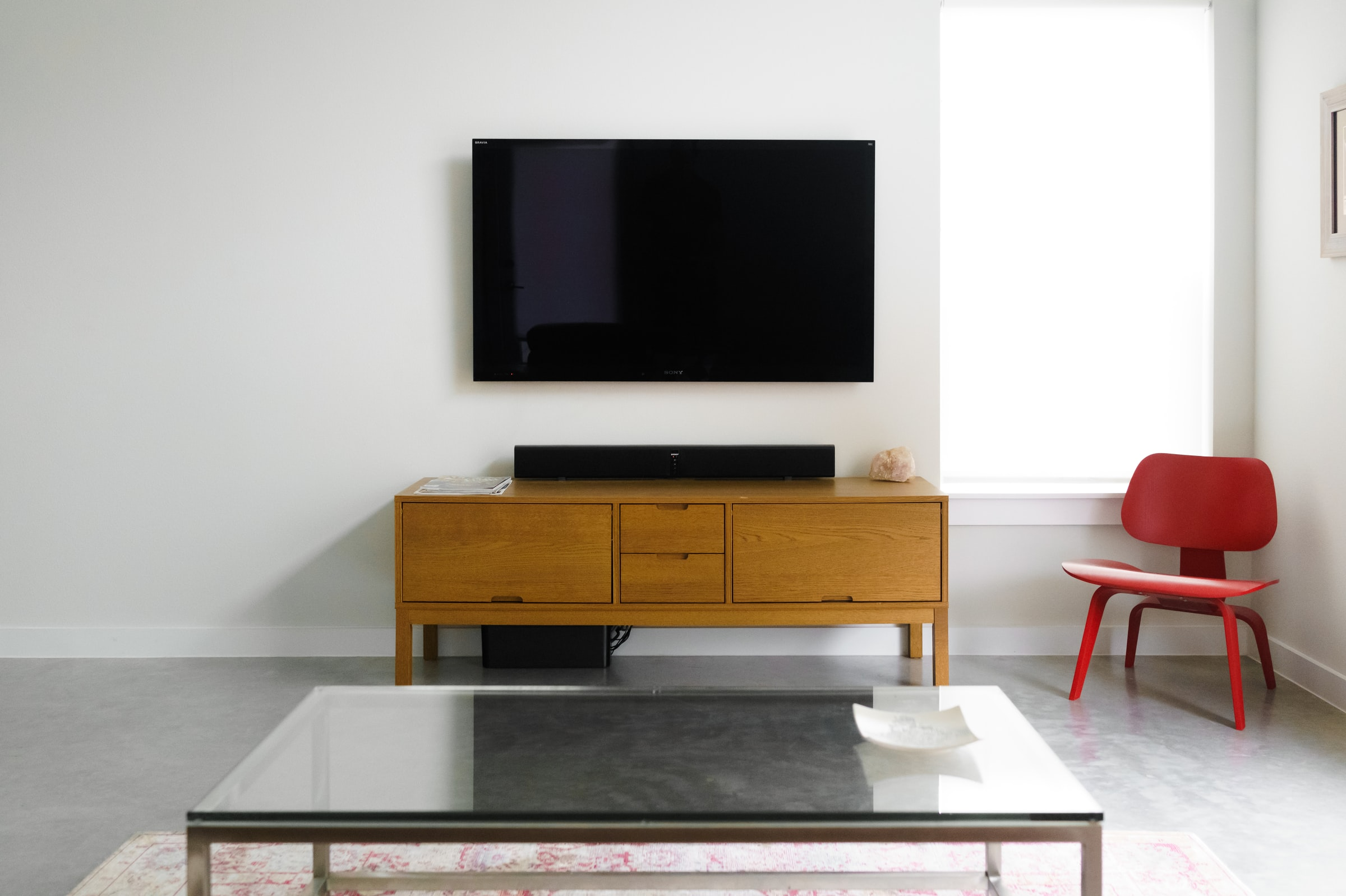 Wall Hang Your New TV Securely