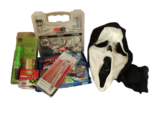 Your #DIYHorrorStory – Halloween competition!